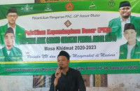 Gus Obed Minta Ansor Sumenep Perkuat Cyber Army